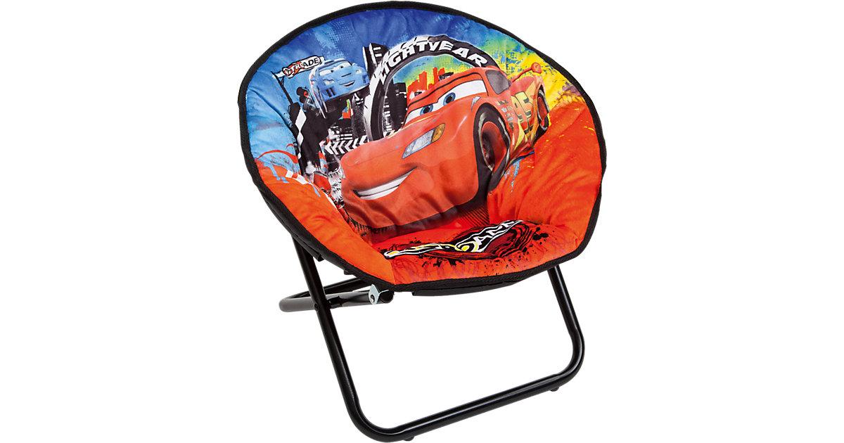 Stuhl, Cars, klappbar, 2015 mehrfarbig