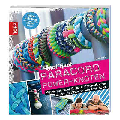 knot knot: Paracord Power-Knoten