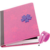 Violetta Tablethülle mit Tagebuch App