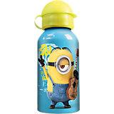 Alu-Trinkflasche Minions, 400 ml