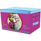 Aufbewahrungsbox Die Eiskönigin pink