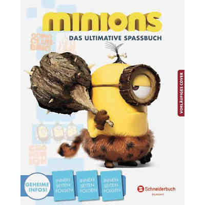 Minions: Das ultimative Spaßbuch