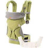 Babytrage 360°, Green + GRATIS Bib-Lätzchen