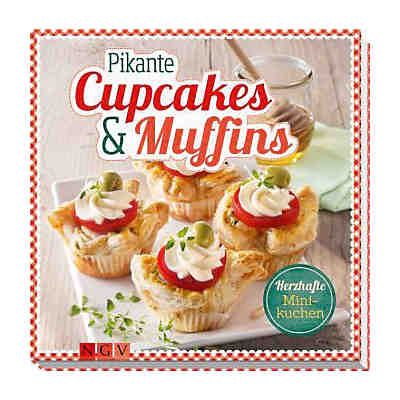 Pikante Cupcakes & Muffins