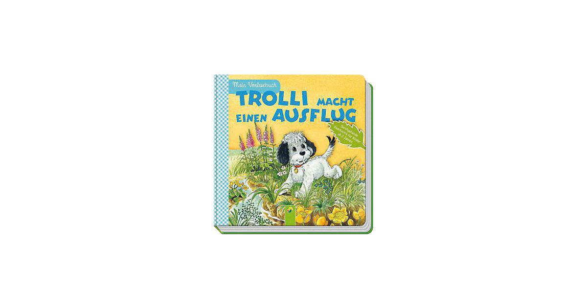 Buch - Trolli macht einen Ausflug