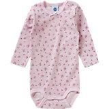 SANETTA Baby Body für Mädchen Organic Cotton