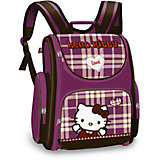 Рюкзак школьный с жесткой спинкой (35x27x16 см), Hello Kitty