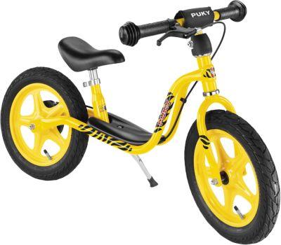 4034 Laufrad LR 1L gelb/schwarz