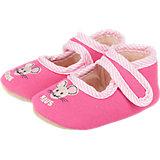 ADELHEID Baby Hausschuhe Süße Maus für Mädchen