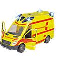 Emergency Van Krankenwagen
