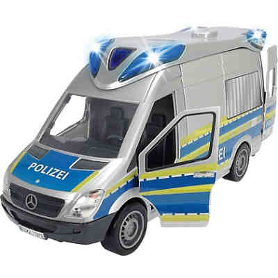 Emergency Van Polizei