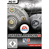PC Fussball Manager 14