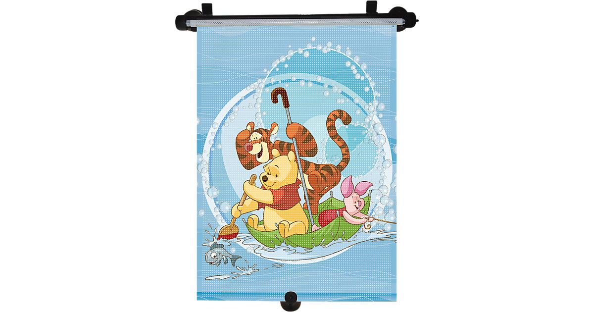 Sonnenrollo, Winnie the Pooh blau