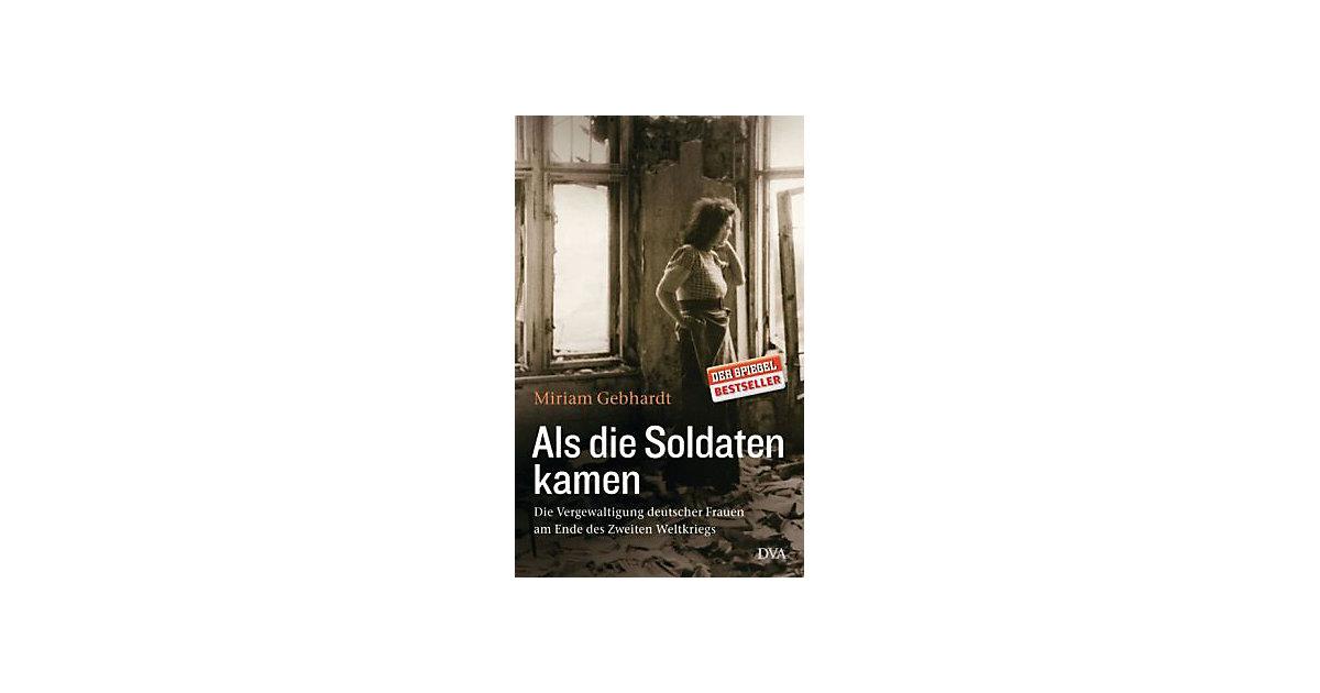 Buch - Als die Soldaten kamen
