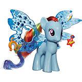 """Кукла """"Делюкс"""" Рейнбоу Дэш, с волшебными крыльями, My little Pony"""