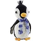 Häkelset Kuscheltier Pinguin, inkl. Wolle, Füllmaterial & Zubhör