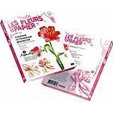 """Цветы из бумаги """"Королевская лилия"""", Фантазер"""