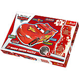 Puzzle Magic Decor 15 Teile - Cars
