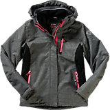 KILLTEC Skijacke Jole Melange für Mädchen