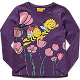BIENE MAJA Langarmshirt für Mädchen