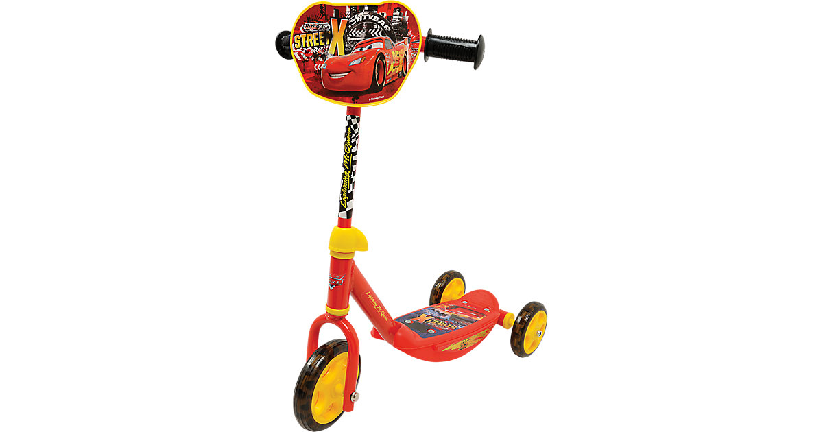 Cars Roller, 3 Räder