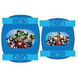 Комплект защиты для колен, локтей, запястий, размер М, Мстители