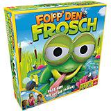 Fopp' den Frosch