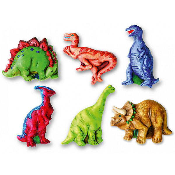"Фигурки из формочки ""Динозавры"", 4М"