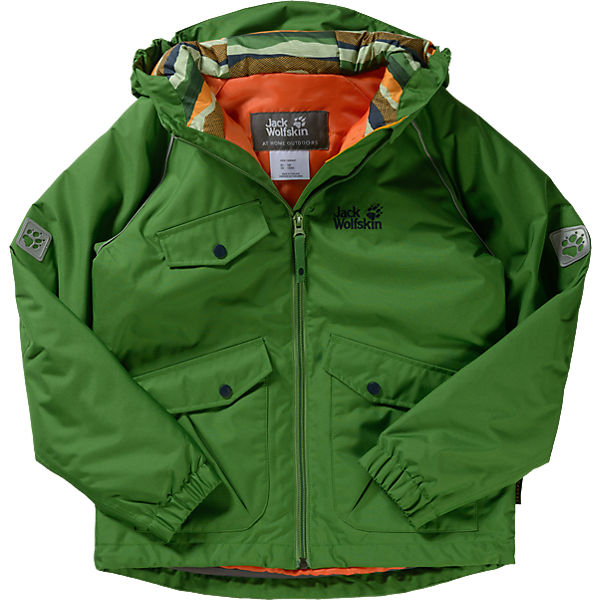 JACK WOLFSKIN Outdoorjacke MAGIC COVE für Jungen