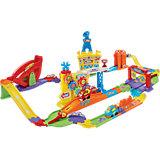 Tut Tut Baby Flitzer - Spielset RC Rennbahn