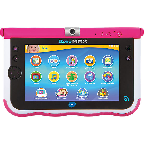"Storio MAX 7"" pink"