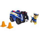 Машинка спасателя и щенок Чейз, Щенячий патруль, Spin Master