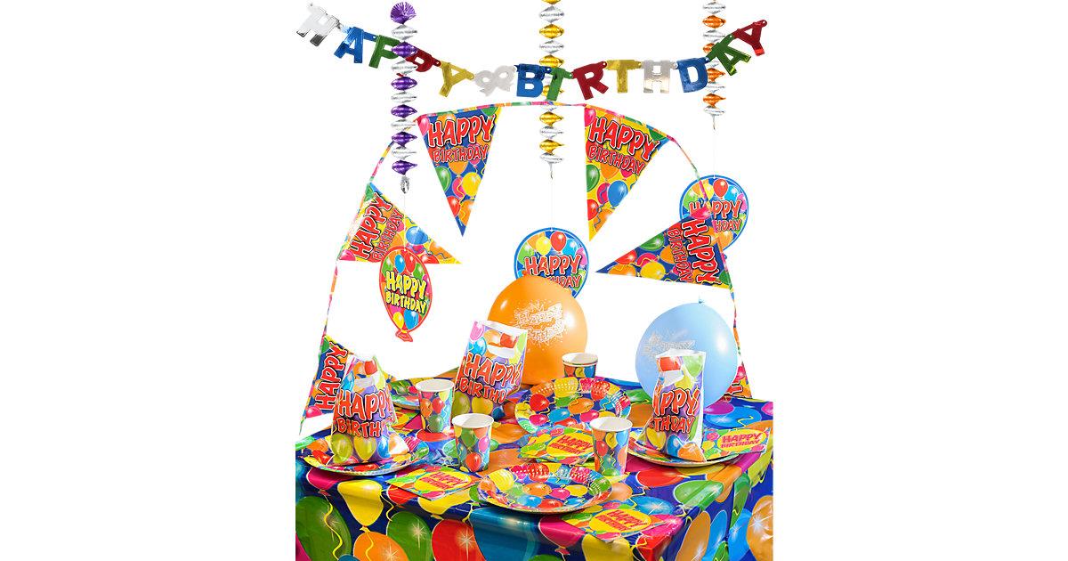 Partyset Balloons, 59-tlg.