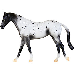 """Лошадь Аппалуза """"леопард"""", Breyer"""