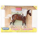 Лошадь Мустанг, серебристо-гнедой, Breyer