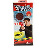 Готовые заряды красного цвета для бластеров, 1000 шт., VAPOR