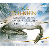 Geschichten aus dem gefährlichen Königreich, 7 Audio-CDs