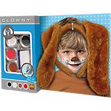Creative Clowny Schminkset Hase, inkl. Maske