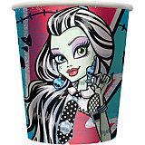 """Стакан бумажный """"Monster High"""" (10 шт)"""