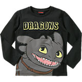 DRAGONS Langarmshirt für Jungen