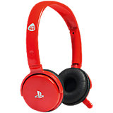 PS3 Stereo Gaming Headset CP-01, rot