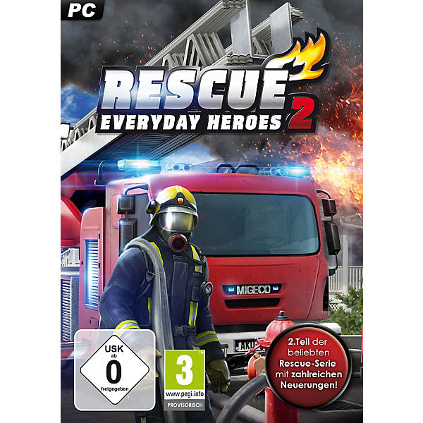 PC RESCUE 2: Everyday Heroes