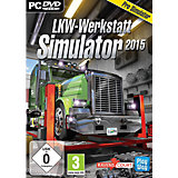 PC LKW-Werkstatt Simulator 2015