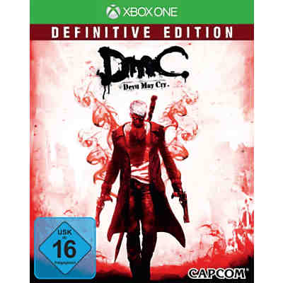 XBOXONE DmC: Definitive Edition