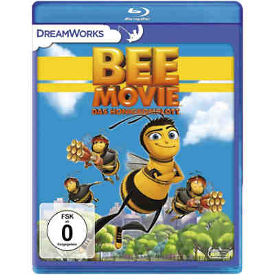 BLU-RAY Bee Movie - Das Honigkomplott