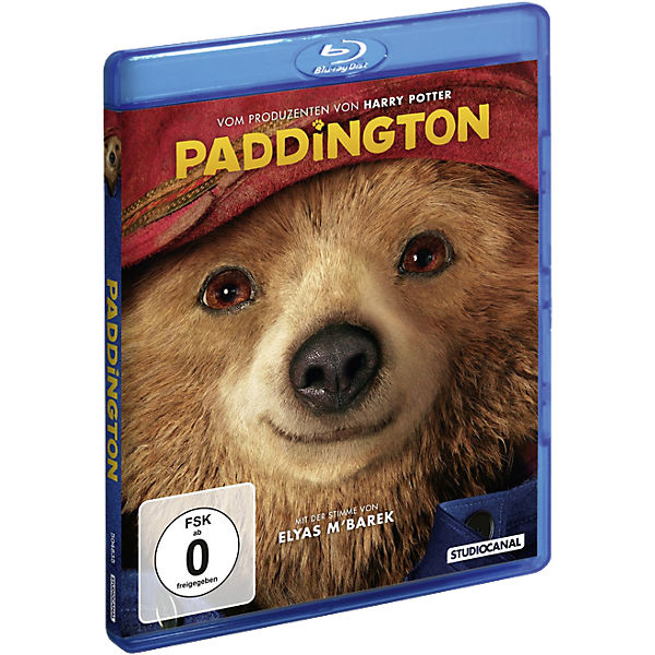 BLU-RAY Paddington