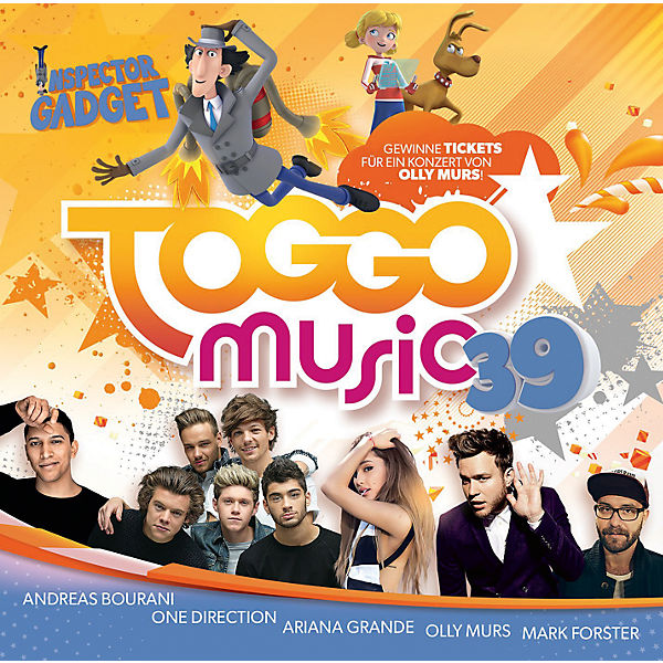 CD Toggo Music 39