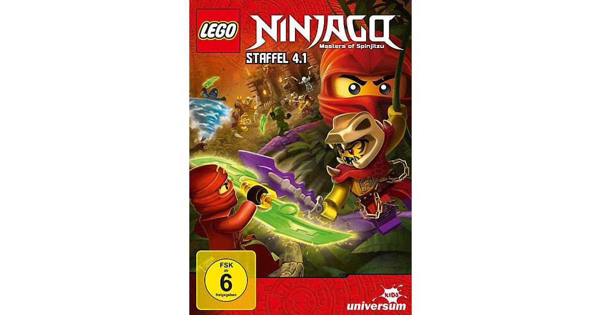 DVD LEGO: Ninjago - Staffel 4.1