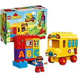 LEGO DUPLO 10603: Мой первый автобус