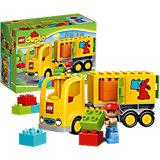 LEGO DUPLO 10601: Желтый грузовик
